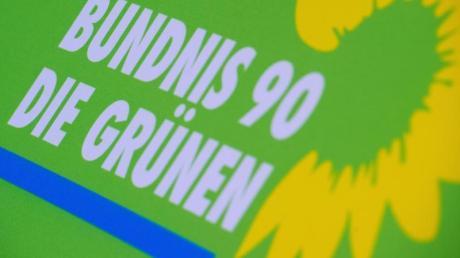 Das Logo von Bündnis 90/Die Grünen.