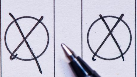 Briefwahl: Alle Gersthofer müssten jetzt ihr Kreuzchen machen können.