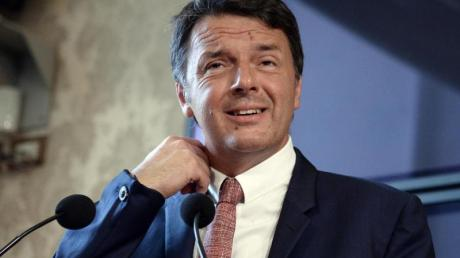 Matteo Renzi, ehemaliger Premierminister von Italien, verlässt die mitregierenden Sozialdemokraten und will eine neue Partei gründen.