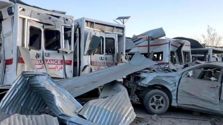 Bei einem Anschlag vor einem Krankenhaus in der Provinz Sabul sind mehrere Menschen getötet worden.