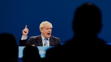 Bis Freitag, 11. Oktober soll ein Brexit-Deal vorliegen. Premierminister Boris Johnson will den Brexit zum 31. Oktober.