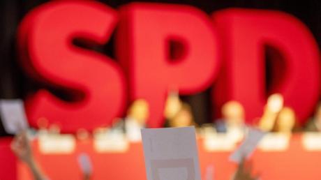 Nun sind die Mitglieder amZug: Wer soll die SPD künftig führen?. Foto: Stefan Puchner/dpa