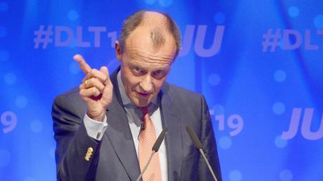 """""""Ich glaube, die Union wäre gut beraten, bei der Bundestagswahl auf Friedrich Merz zu setzen"""", sagt Spreng."""