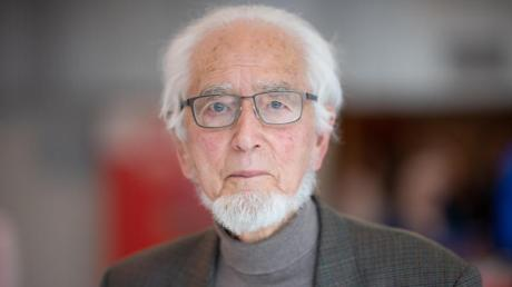 Der SPD-Politiker Erhard Eppler wurde 92 Jahren alt. Foto: Sebastian Gollnow/dpa
