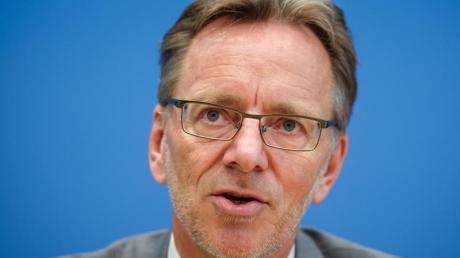 Holger Münch ist seit 2014 Chef des Bundeskriminalamts.