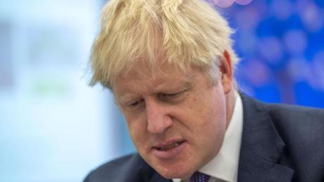 Premier Boris Johnson liegt in den Umfragen zur Großbritannien-Wahl 2019 vorn.