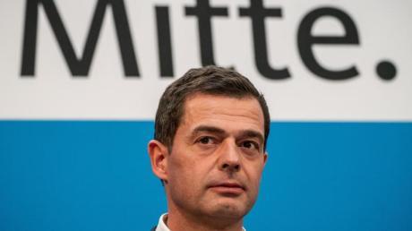 Thüringens CDU-Chef Mike Mohring denkt laut über eine Vier-Parteien-Minderheitsregierung nachg.