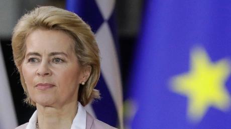 Ursula von der Leyen steht als Präsidentin der Europäischen Kommission vor einer großen Aufgabe: Sie muss Europa neuen Enthusiasmus vermitteln.