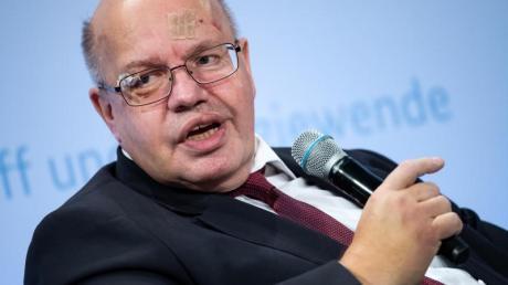 Wirtschaftsminister Peter Altmaier (CDU) fordert tiefgreifende Veränderungen am politischen System Deutschlands. Foto: Bernd von Jutrczenka/dpa