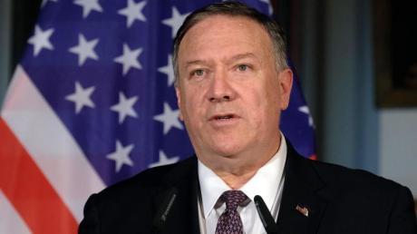 Mike Pompeo, Außenminister der USA, hat mit Äußerungen über die Siedlungspolitik Israels Aufsehen erregt.