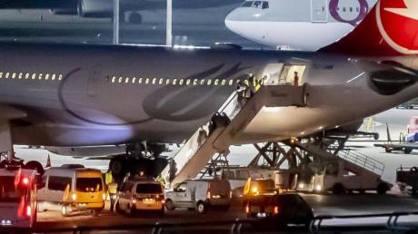Bereits gestern wurden aus der Türkei Personen nach Deutschland abgeschoben.