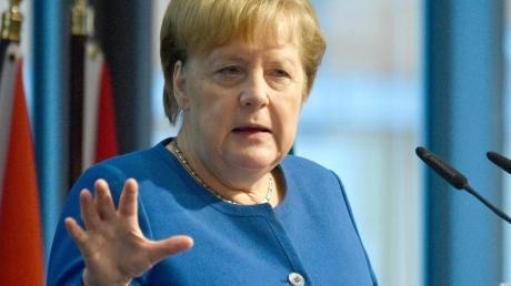 Angela Merkel kommt am Montag nach Deggendorf, um dort Ehrenamtliche zu treffen.