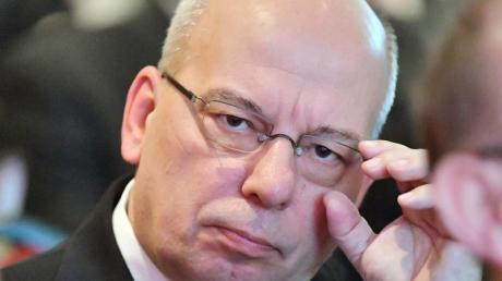 Rainer Wendt wird Staatssekretär im Innenministerium von Sachsen-Anhalt.