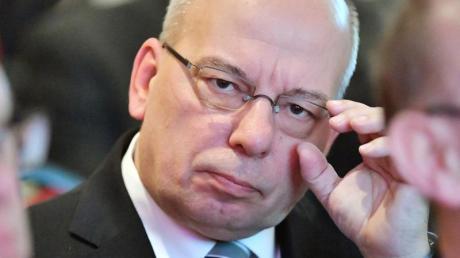 Rainer Wendt bei einem Treffen des Bundes Deutscher Kriminalbeamter.