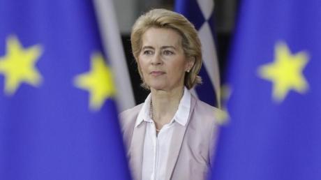 Ursula von der Leyen nimmt am 1. Dezember als neue Präsidentin der Europäischen Kommission die Arbeit auf.