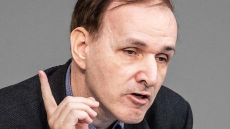Scharfzüngig – das sagen auch Gegner über ihn: Gottfried Curio gilt im Bundestag als einer der besten Redner der AfD. Doch der Physiker will mehr.