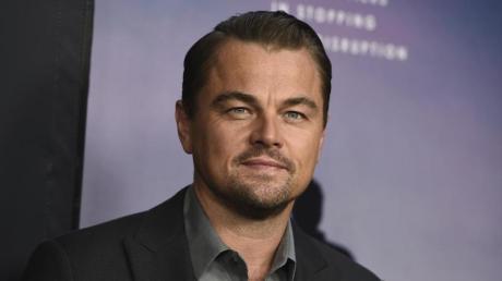 Leonardo DiCaprio im Juni bei einer Filmpremiere in Los Angeles.