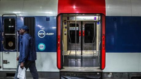 Schon im September hatte ein Streik für Stillstand im Pariser Bahnverkehr gesorgt.