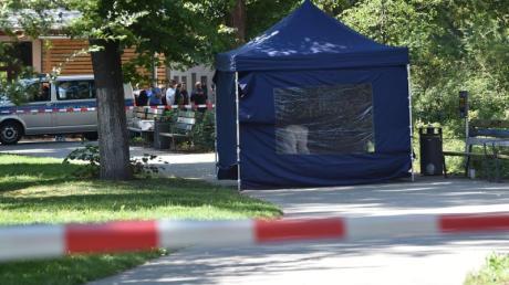 Der georgische Staatsangehörige war im August in einem Park in Berlin erschossen worden.