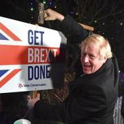 Boris Johnson liegt in den Umfragen zur Großbritannien-Wahl 2019 vorne. Hier finden Sie auch das Ergebnis der UK-Wahl.