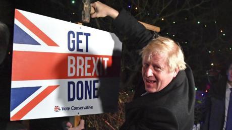 Bei uns lesen Sie die Pressestimmen zur Großbritannien-Wahl 2019, nach der Premierminister Boris Johnson den Brexit durchsetzen kann.
