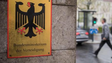 Der Bendlerblock, der Berliner Dienstsitz des Bundesverteidigungsministeriums.