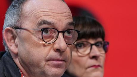 Die neue Doppelspitze der SPD: Norbert Walter-Borjans und Saskia Esken.