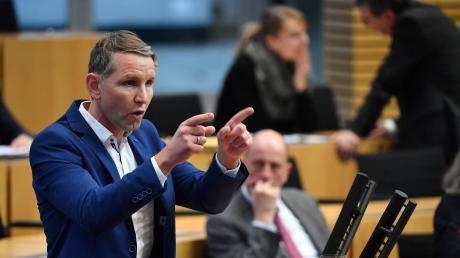 Björn Höcke von der AfD war vor seiner Politik-Karriere Lehrer.