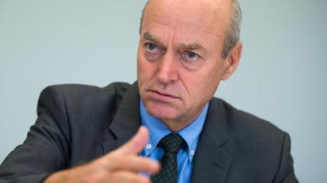Der ehemalige BND-Chef Gerhard Schindler.
