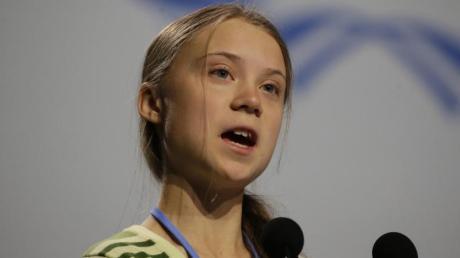 Die schwedische Klimaaktivistin Greta Thunberg hat sich aus Madrid auf den Weg Richtung Heimat gemacht - natürlich mit der Bahn.