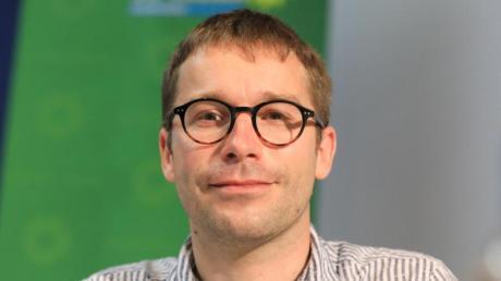Sebastian Striegel, Mitglied des Landtags Sachsen-Anhalt: Im Koalitionsstreit um den CDU-Kreispolitiker Möritz in Sachsen-Anhalt haben die Grünen ihren Willen bekräftigt, das Bündnis mit CDU und SPD fortzusetzen.