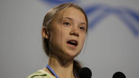 Die schwedische Klimaaktivistin Greta Thunberg wird wegen ihres Fotos aus einem ICE auch kritisiert.