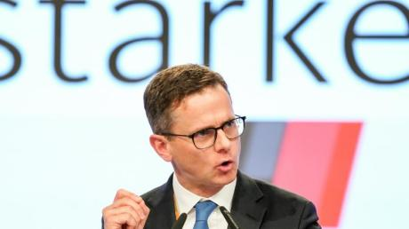 Carsten Linnemann Ende November beim CDU-Bundesparteitag in Leipzig.