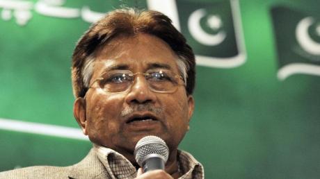 Pervez Musharraf, hier bei einer Pressekonferenz im Jahr 2012, hat Pakistan von 1999 bis 2008 regiert.