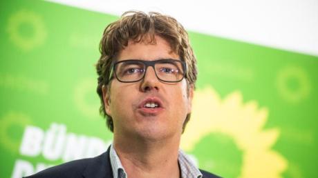 Michael Kellner, Politischer Bundesgeschäftsführer der Grünen.