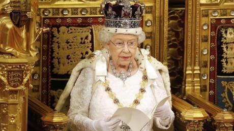 Das Vermögen von Queen Elizabeth II. wird umgerechnet auf 1,83 Milliarden Euro geschätzt.