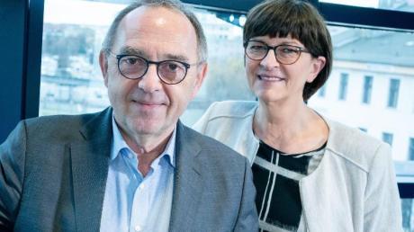 Die neuen SPD-Chefs sind bereit, mit der Union auch über deren Forderung nach niedrigeren Unternehmensteuern zu verhandeln.