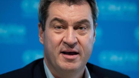 Bayerns Ministerpräsident Markus Söder (CSU).