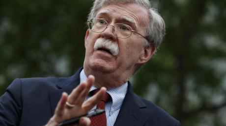 Trumps Ex-Sicherheitsberater John Bolton kritisiert die Nordkorea-Politik des US-Präsidenten scharf.