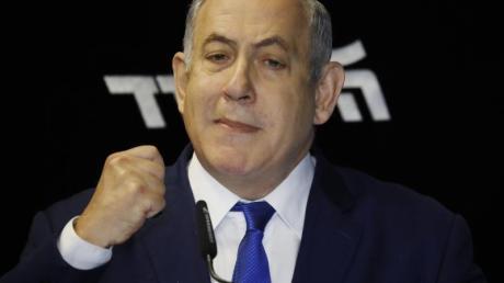 Benjamin Netanjahu ist erneut zum Chef der rechtskonservativen Likud-Partei gewählt worden.