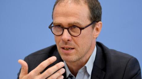 Geschäftsführer Greenpeace - Martin Kaiser.