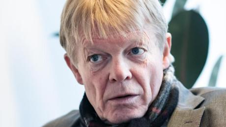 Vorsitzender des Deutschen Gewerkschaftsbundes (DGB) Reiner Hoffmann.