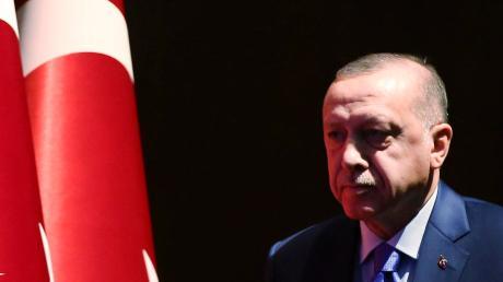 Staatspräsident Erdogan setzt Nachbarstaaten unter Druck.