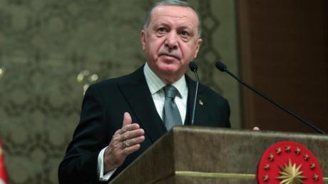 Der türkische Präsident Erdogan erhielt für ein Jahr das Mandat, türkische Soldaten nach Libyen zu schicken.