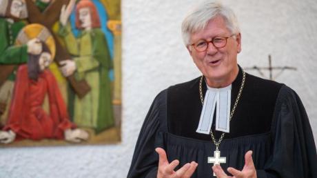 Heinrich Bedford-Strohm, Landesbischof und EKD-Chef, hat Morddrohungen erhalten.