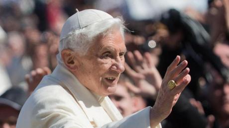 Sehnsucht nach Bayern: Der emeritierte Papst Benedikt XVI.