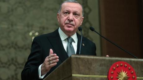 Präsident Erdogan will die international anerkannte Regierung unter Ministerpräsident Fajis al-Sarradsch mit Soldaten stützen.