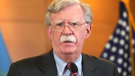 Kaum jemand war so nah am US-Präsidenten wie Trumps früherer Sicherheitsberater John Bolton.