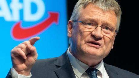AfD-Bundessprecher Jörg Meuthen will hohe Strafzahlungen wegen möglicherweise unrechtmäßiger Spenden vermeiden.