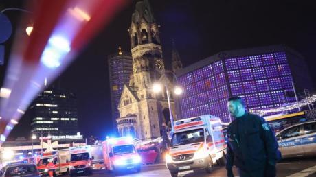 Beim Anschlag auf dem Berliner Breitscheidplatz im Dezember 2016 kamen zwölf Menschen ums Leben.